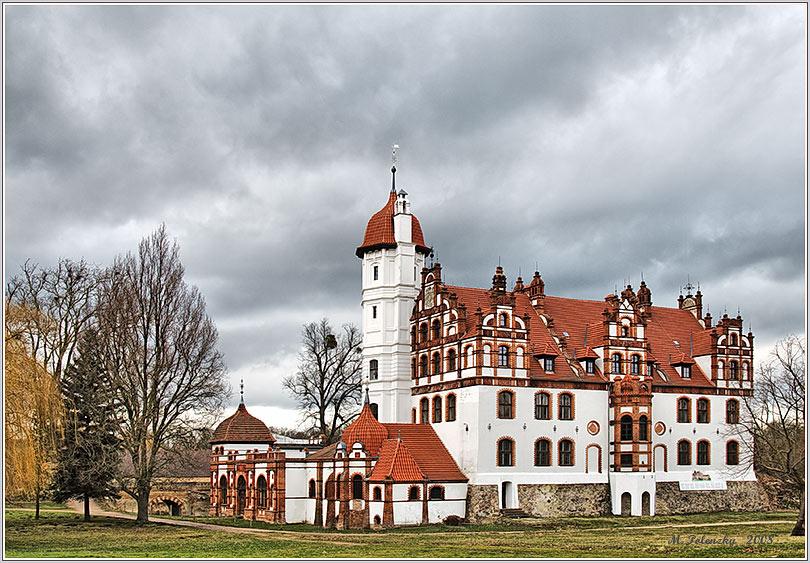 Blickfang: Schloss Basedow