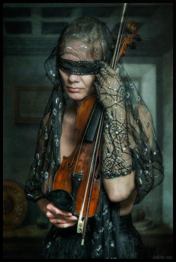 blind fiddler
