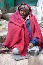 Blind in Dharamsala