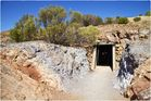 Blinman Mine - heutiger Zugang