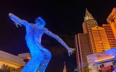 Bliss Dance Sculpture 2, Las Vegas, USA