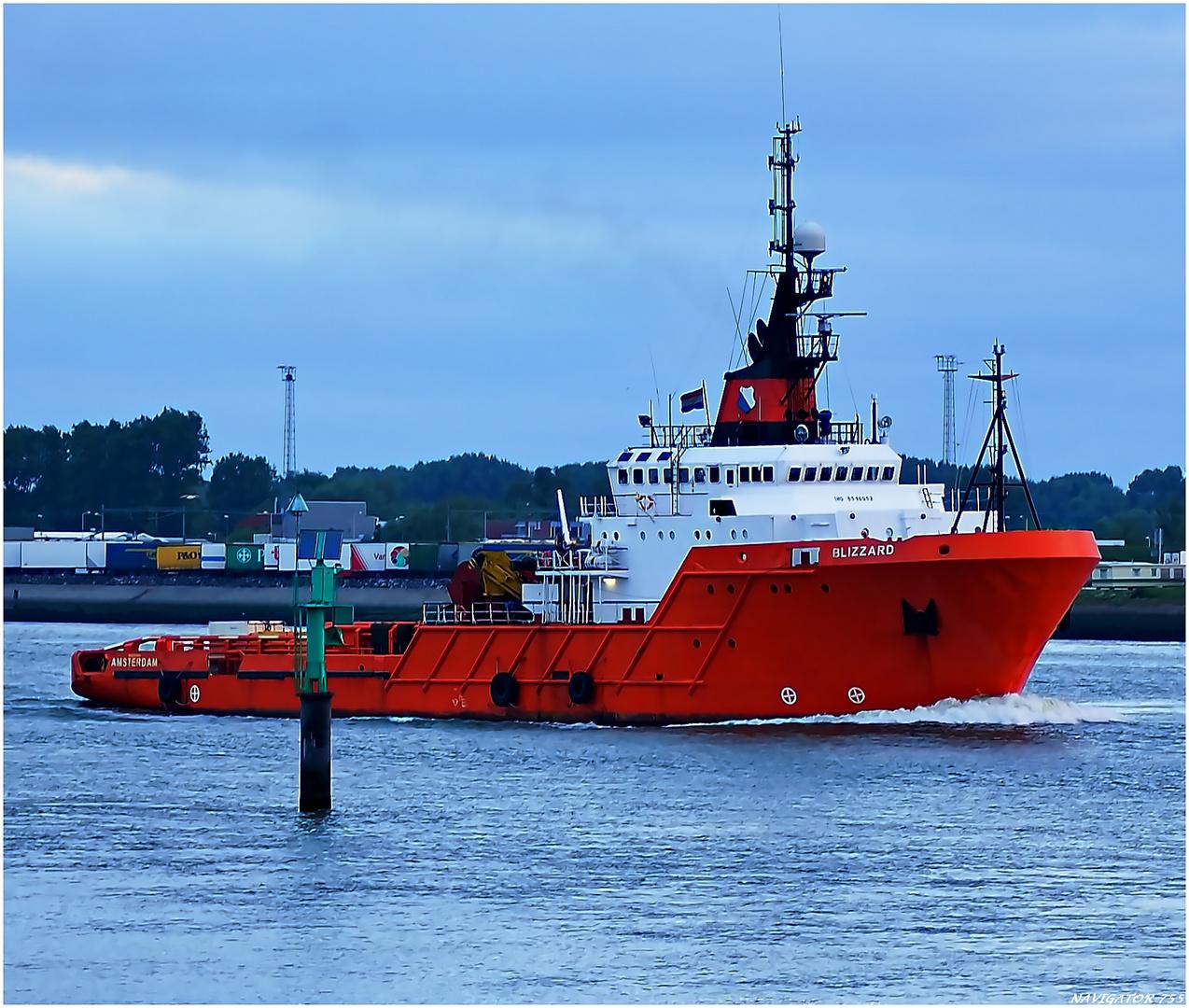 BLIZZARD / Tug/Supply Vessel / Rotterdam