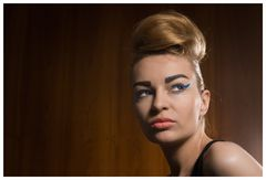 Blond und Blau (II)
