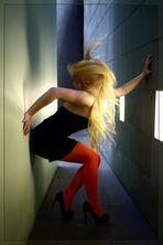 Blonde Dynamik