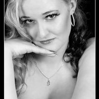 Blonder Engel