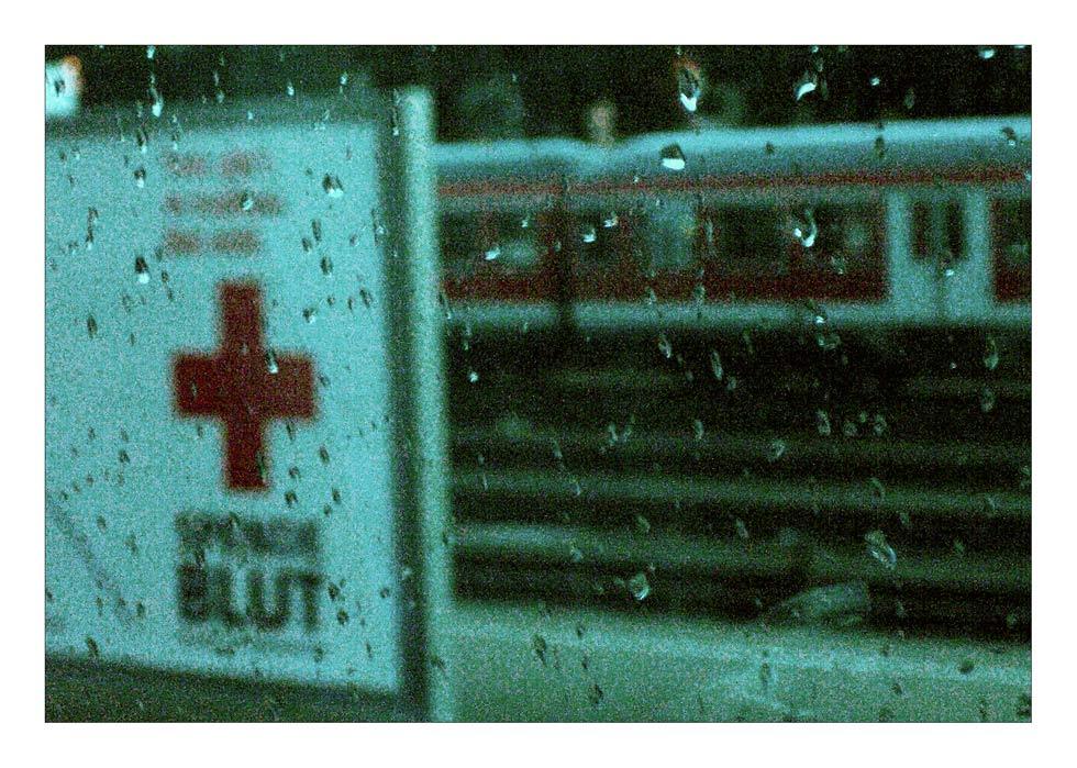 .blood and rain.