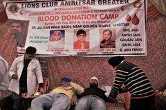 BLOOD DONATION: