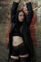Bloody girl 05...