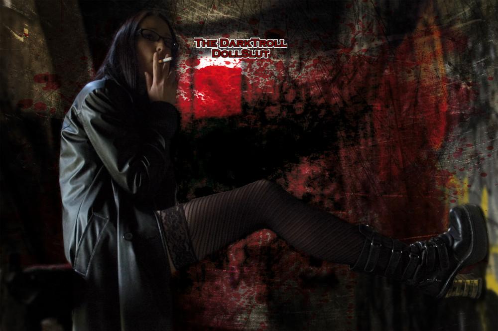 Bloody girl 10...