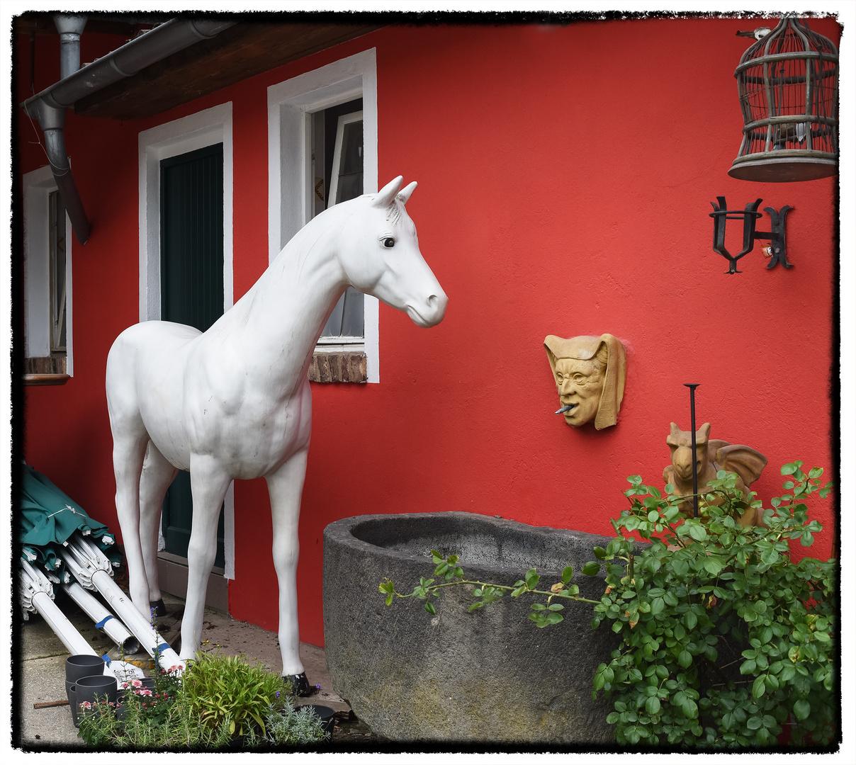 Vom Pferd Erzählen