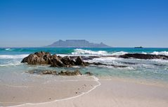 Bloubergstrand Revisited