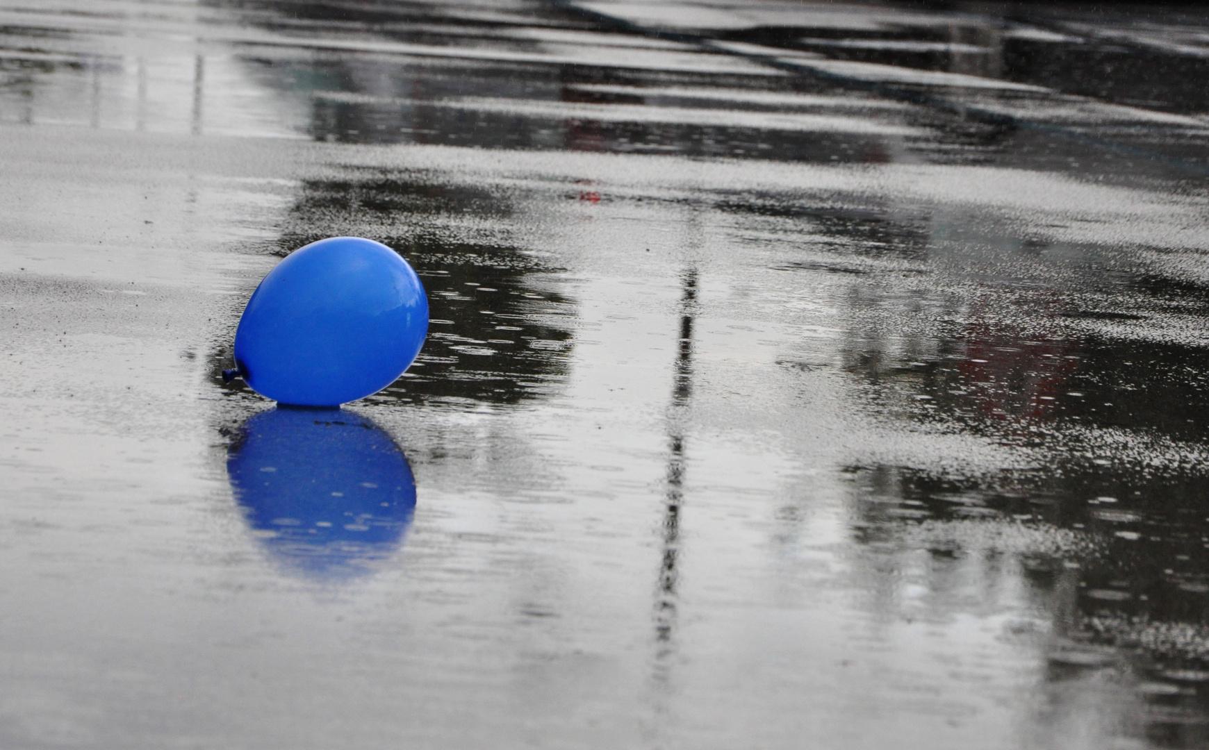 blu alone