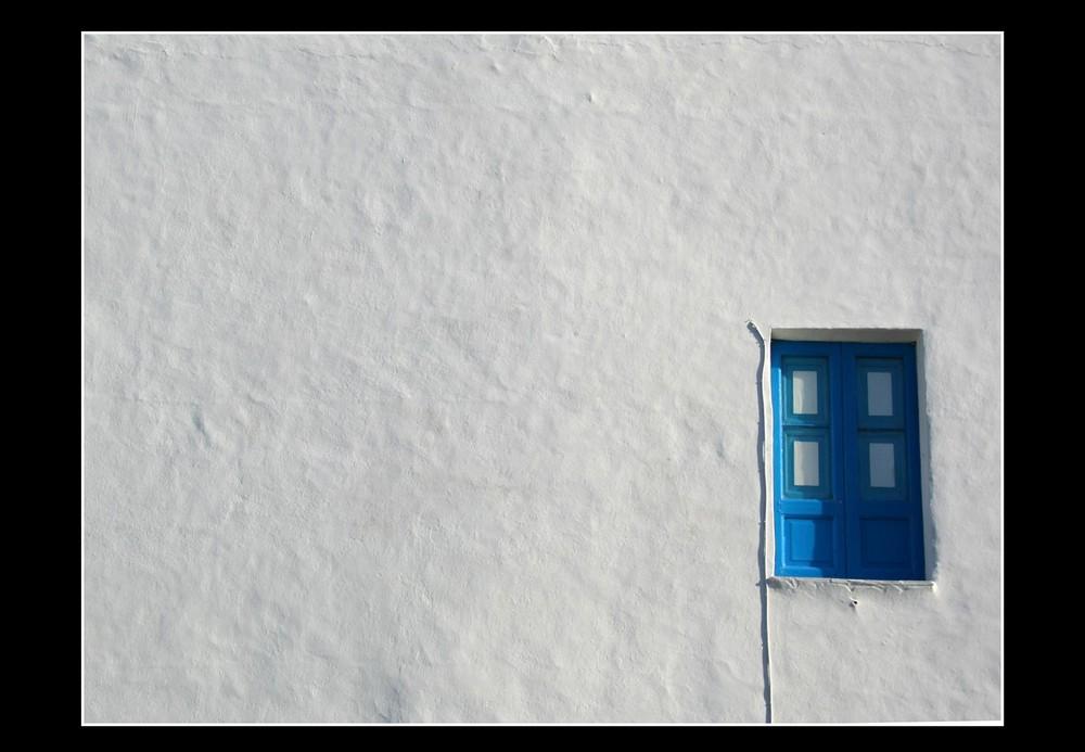blu window