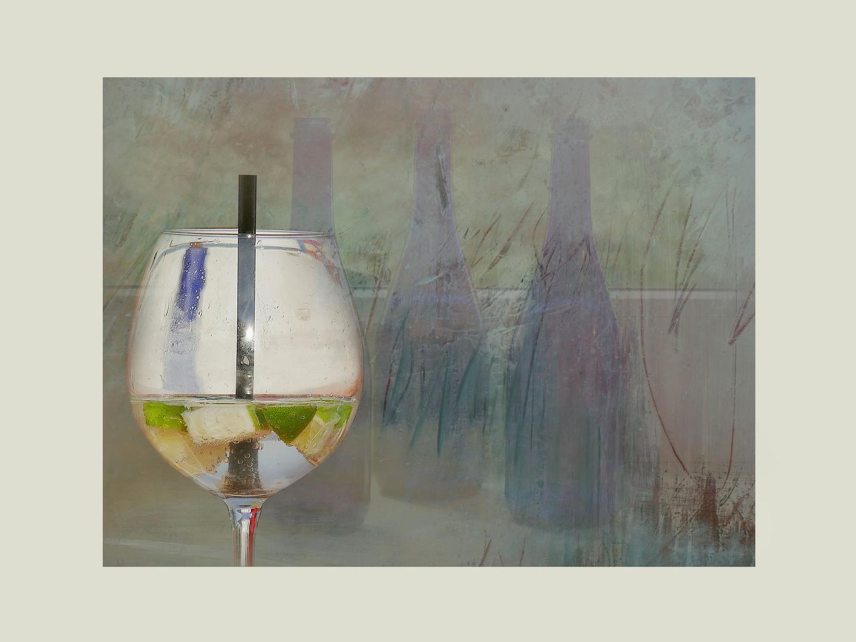 Blubber-Wasser...