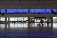 Blue (Air-)Line
