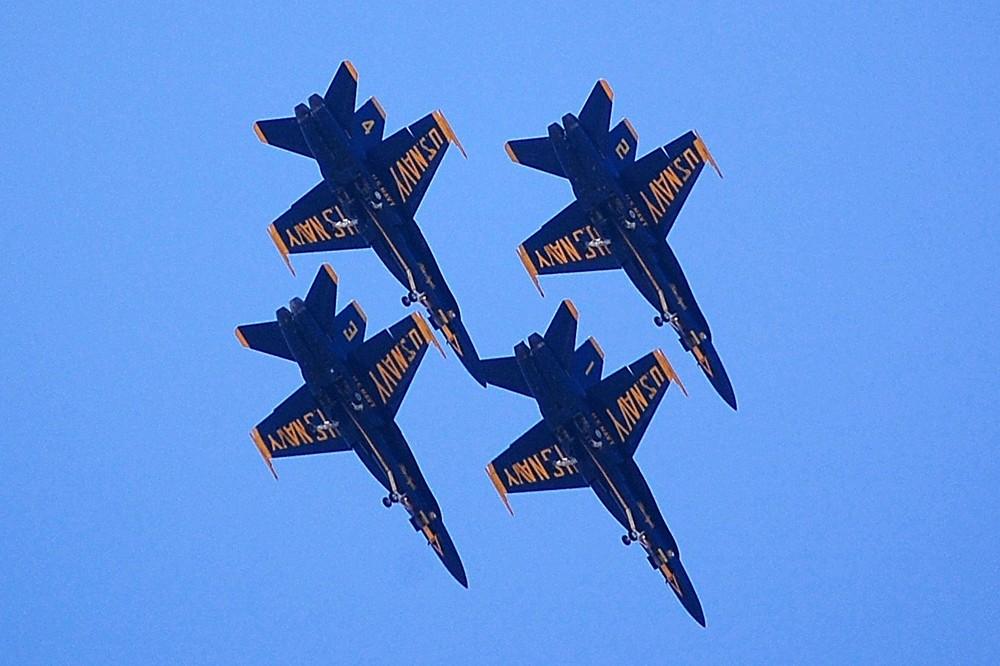 Blue Angels #2