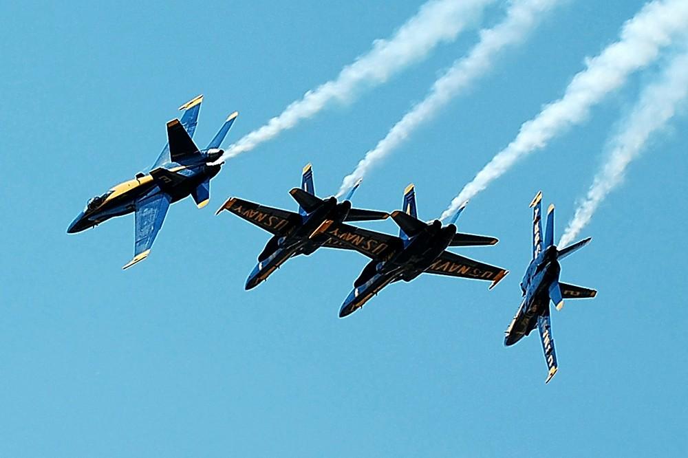 Blue Angels #4