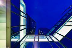 Blue Architekture 1