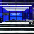 Blue Bar, White Light, Black Minds
