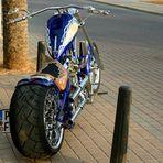 Blue Bike!