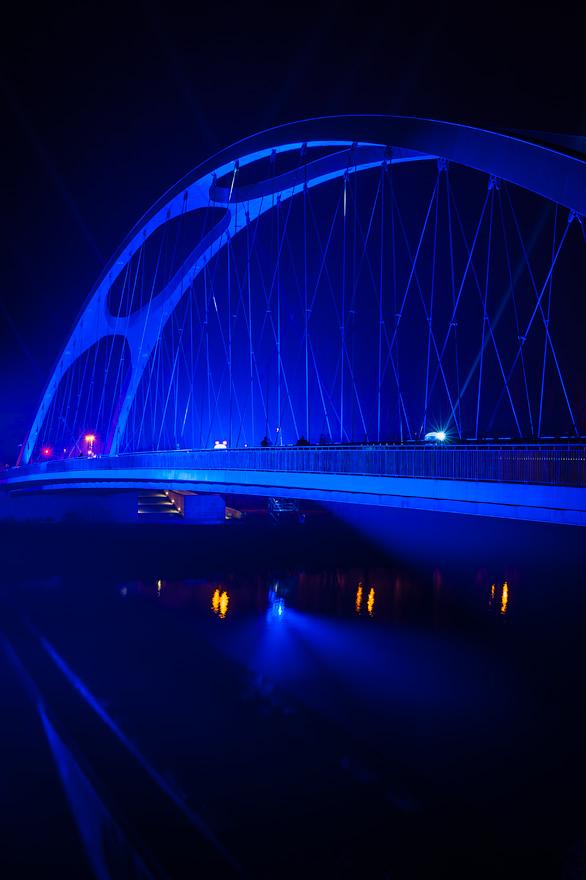 [ Blue Bridge ]