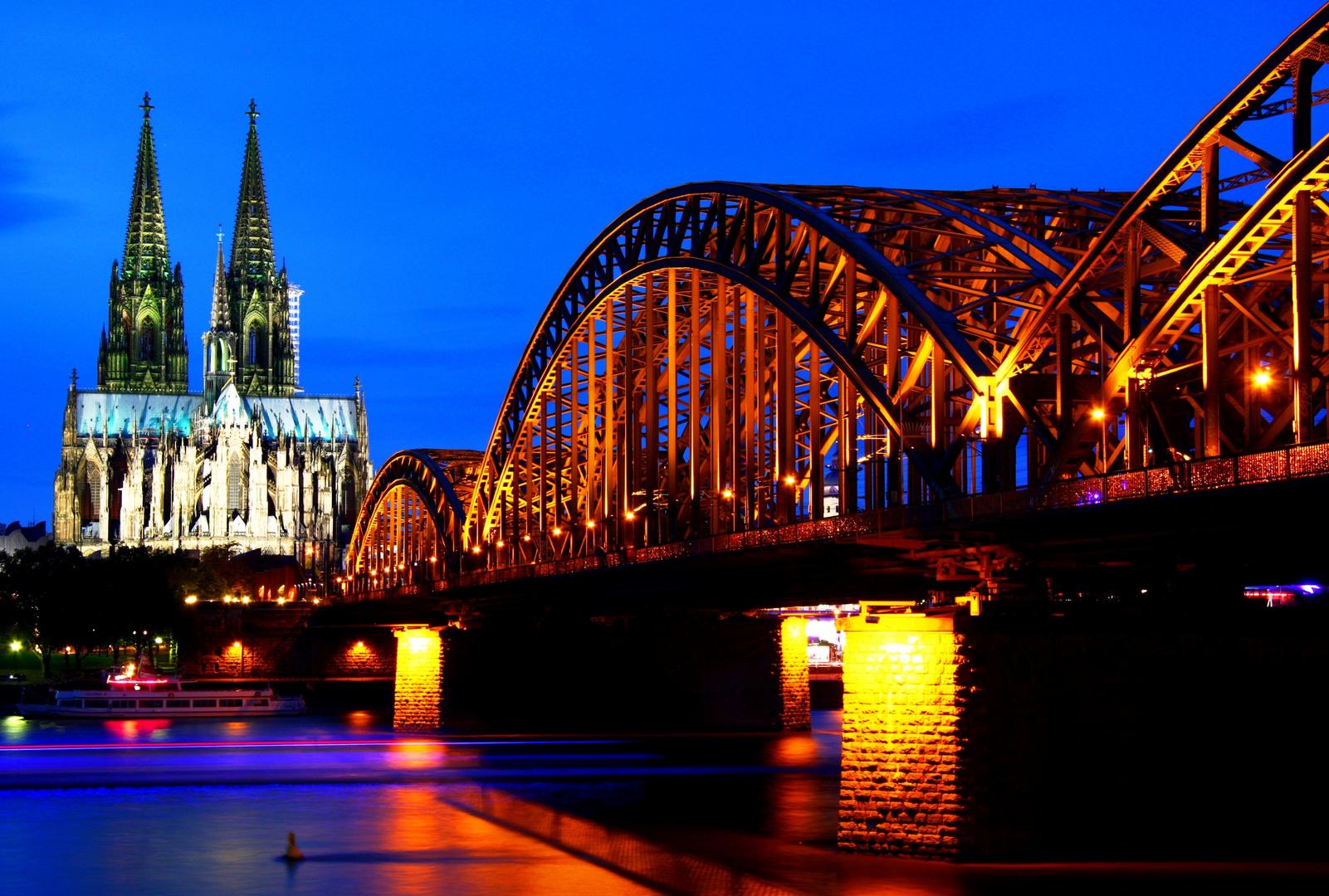 Blue Cologne