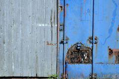 Blue container -part 3