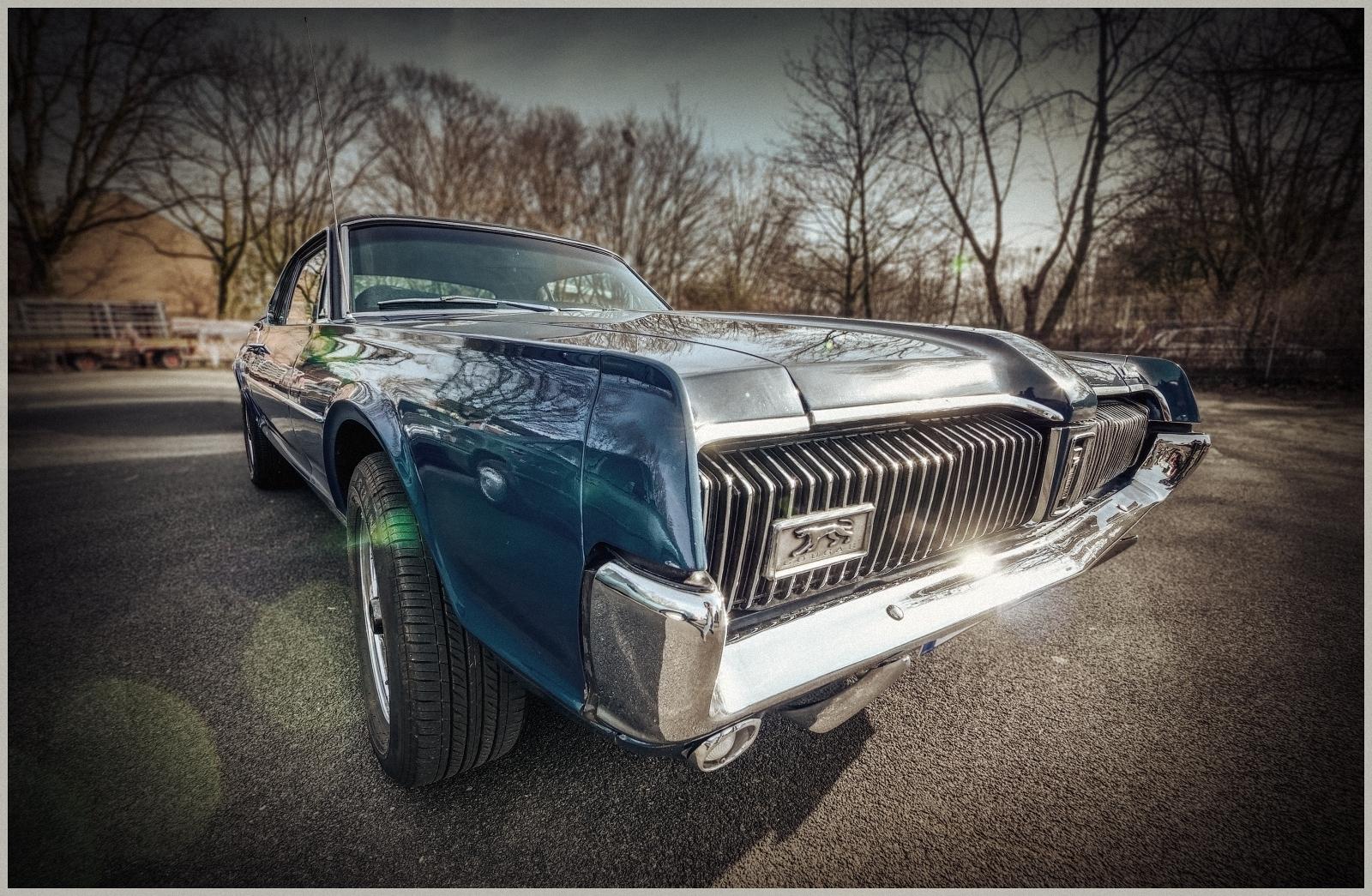 Blue Cougar II