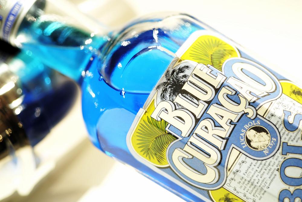 Blue Curacau