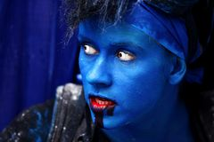 ...blue Demon...