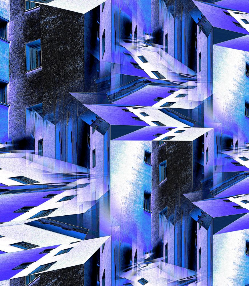 Blue Dreaming Village