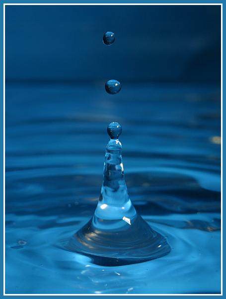 Blue Drop  #3