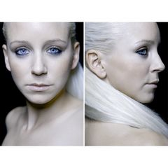 Blue eyes anne