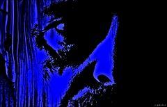 """Blue Face"""