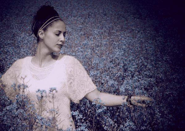 Blue Flower Dream