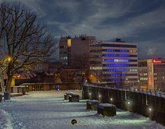 Blue Heart of Winter