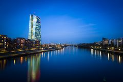 Blue Hour - Osthafen