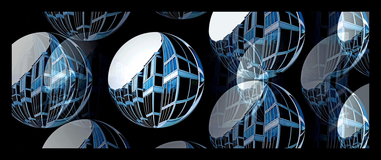 Blue House Balls