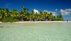 Blue Lagoon Rangioroa