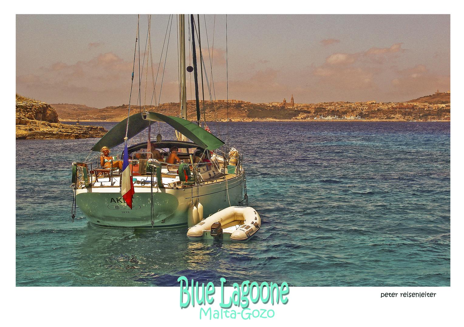 Blue Lagoone Malta - Gozo
