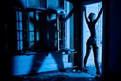 Blue Light #1