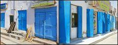 Blue Lower Tiwi