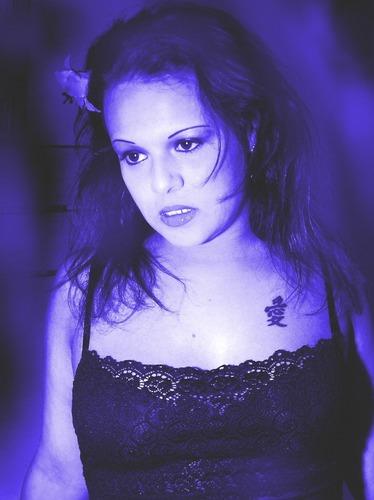 Blue Meerjungfrau