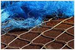 blue mit Netz ..