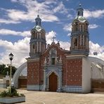 Blue Monday 4, (MEX) Libres, Iglesia de la virgen de la asunción,
