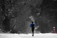 Blue Monday runner