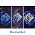 Blue Monday- Schneckenhäuser