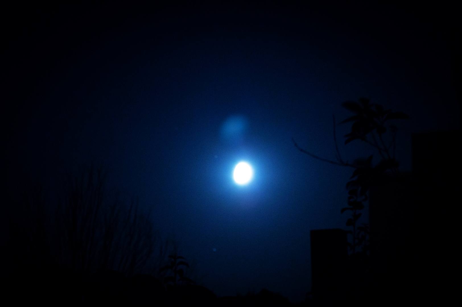 Blue Moon over Norf