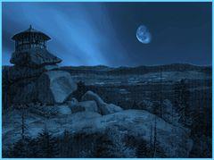 Blue moon Waldstein