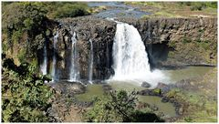 Blue Nile-Waterfalls..................